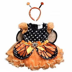 Other - Baby Girls Butterfly Costume Size 6-12 months